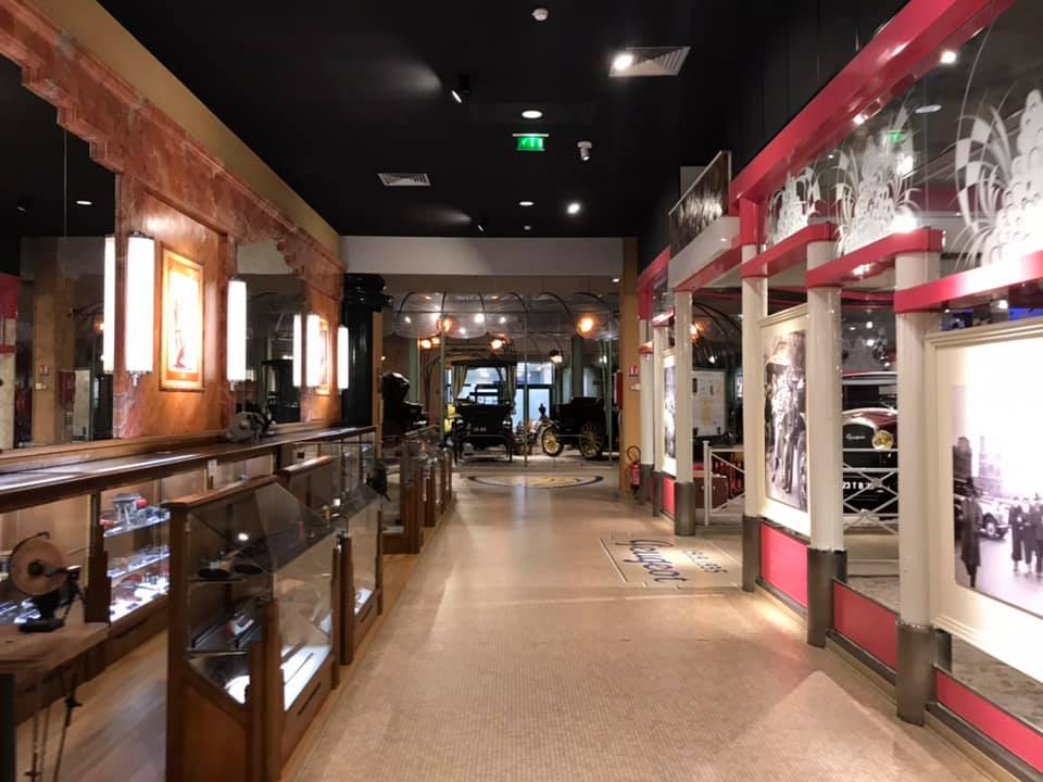 Musée Peugeot Sochaux