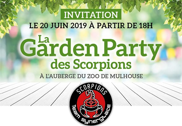 Garden Party – Scorpions Mulhouse